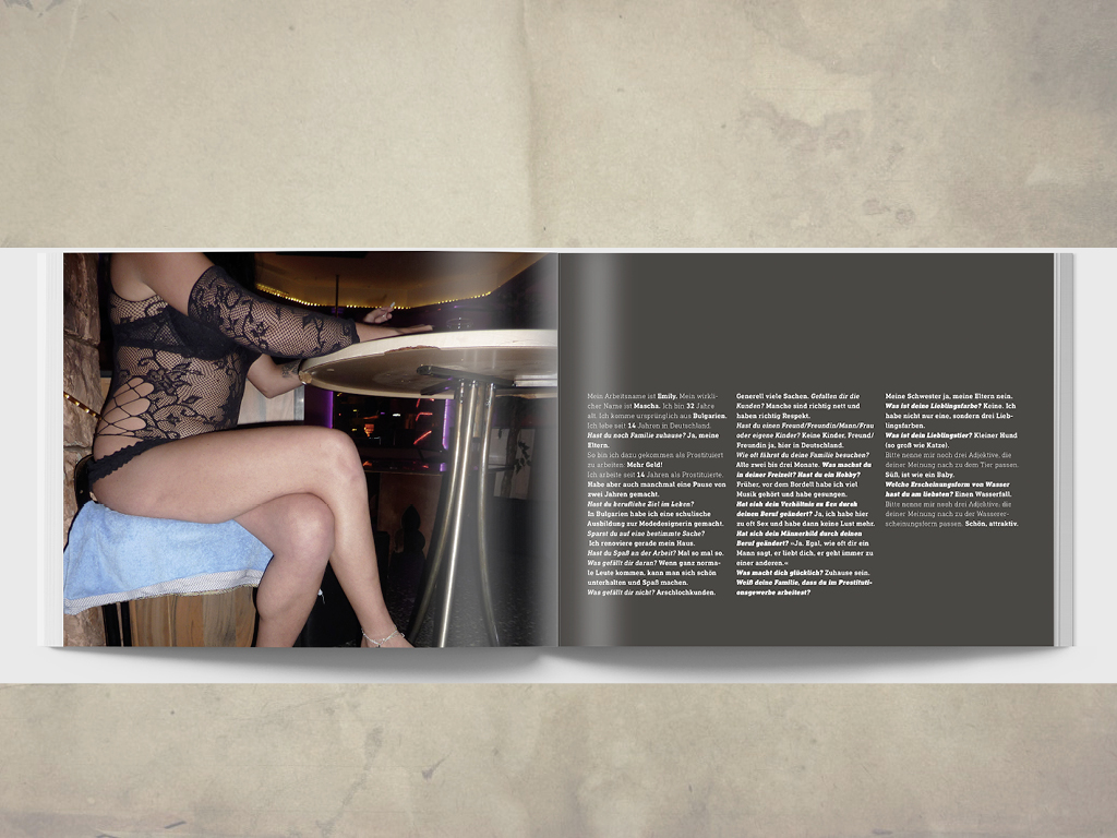Party-Inn: Editorial Design