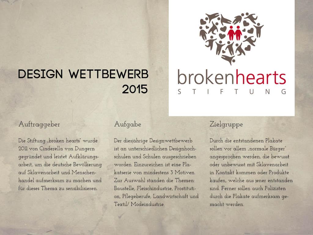 Broken Hearts: Kampagnen